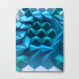 Sleek Metal Print