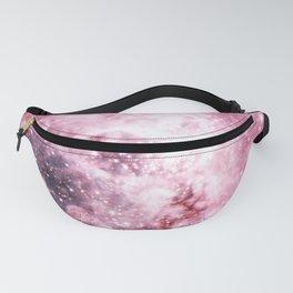 Pink Tarantuala Nebula Core Fanny Pack