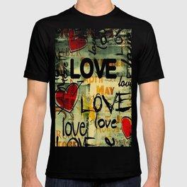 LOVE VANDAL T-shirt