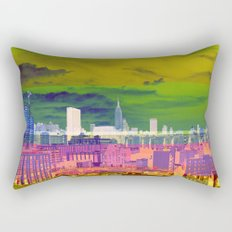 New York City | Project L0̷SS   Rectangular Pillow