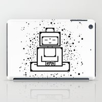 om iPad Cases featuring om by andrealamas