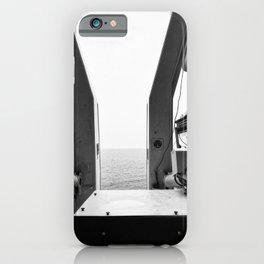 In Between Lifeboats  iPhone Case