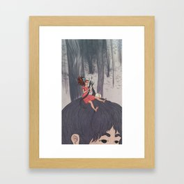 Arrietty Framed Art Print