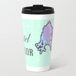 Pastel Warrior Travel Mug