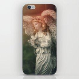 Healing Angel iPhone Skin