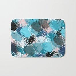 Abstract pattern 68 Bath Mat
