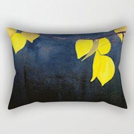 Nature's Gold Rectangular Pillow