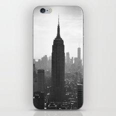New York, USA. iPhone & iPod Skin