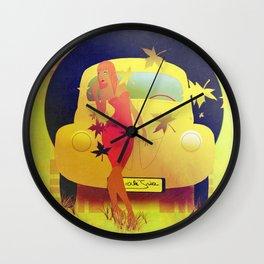 Breath of Freedom Wall Clock