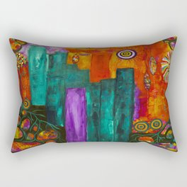 A New Beginning  Rectangular Pillow