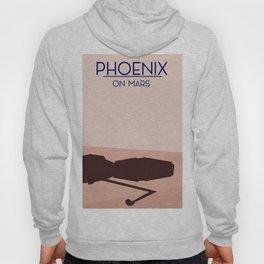 Phoenix lander on mars Hoody