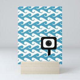 Searching Mini Art Print
