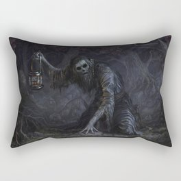 You've lost your soul Rectangular Pillow