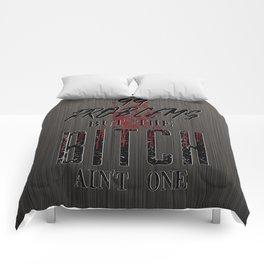 99 problems Comforters