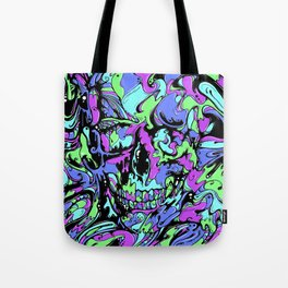SKULL (Colorway A) Tote Bag