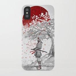 Kireji (cutting word) iPhone Case