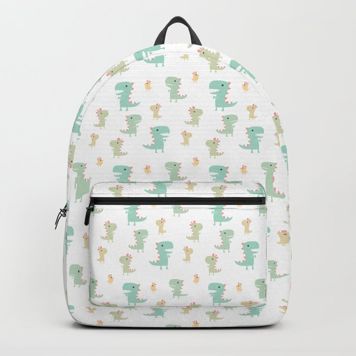 Evolution of a Chicken Pattern Backpack