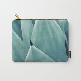 Agave Vibes #2 #tropical #decor #art #society6 Carry-All Pouch