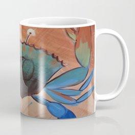 Georgia Blue Crab Coffee Mug