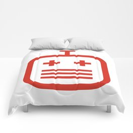Yelling Bot / Red Comforters