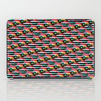 data iPad Cases featuring Data Bent by I'm Part of The Problem