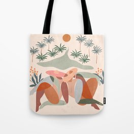 Summer daze Tote Bag