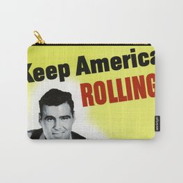 Keep America Rolling Carry-All Pouch