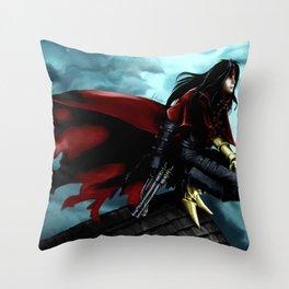 FFVII - Vincent Throw Pillow