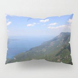 Climb Every Mountain With Wanderlust Pillow Sham
