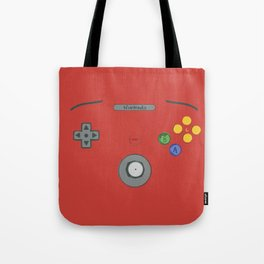I love my N64! Tote Bag