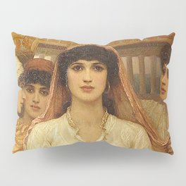 Queen Esther - Kate Gardiner Hastings Pillow Sham