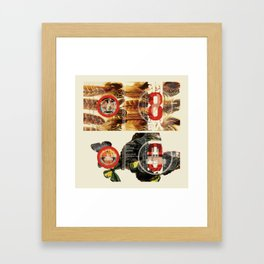 Feathersongs Framed Art Print