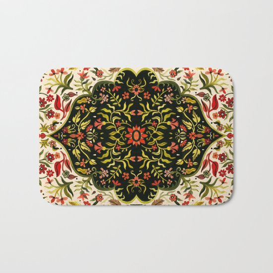 Turkish Rug Bath Mat