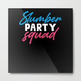 Party squad Metal Print