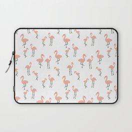 Flamingos in Paradise Laptop Sleeve