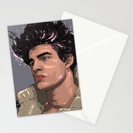 010 - Unknown portrait Stationery Cards