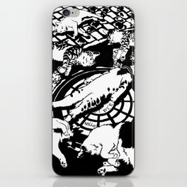 Copycat Suicide iPhone Skin