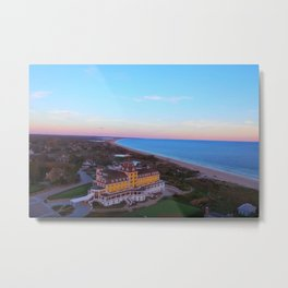 Ocean House - Watch Hill - Westerly, Rhode Island Metal Print