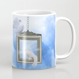 Peace Dove 2 Coffee Mug
