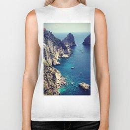 take me to capri. Biker Tank