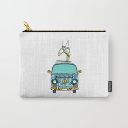 Camper Ballerina Carry-All Pouch