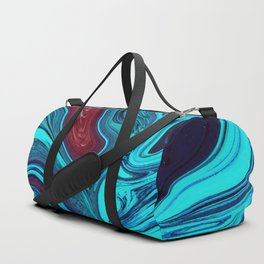 Melted Shallows Duffle Bag