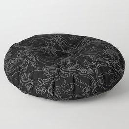 Beijaflorando Floor Pillow