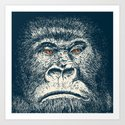 Gorilla by laratrimming