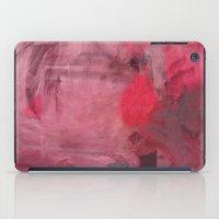 fez iPad Cases featuring O Cravo e a Rosa by Fernando Vieira
