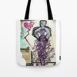 The Unfair Affair Tote Bag