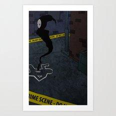 Haunt Art Print