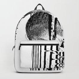 Rabbitiger #society6 #decor #buyart #artprint Backpack