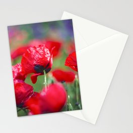Field of lovee Stationery Cards