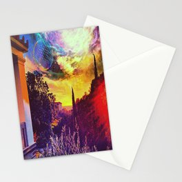 Pacific Palisades Stationery Cards